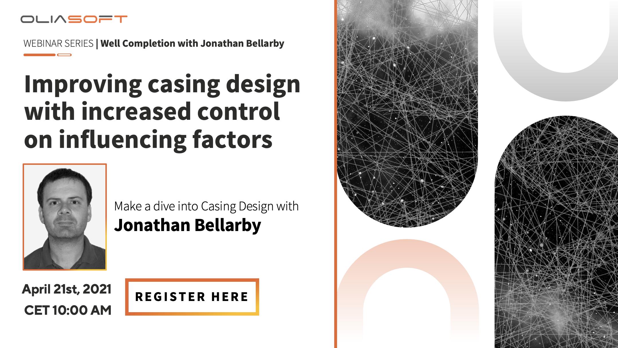 Webinar Series with Jonathan Bellarby